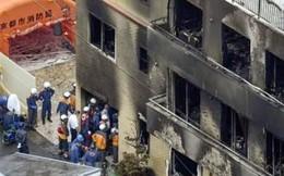 Tiết lộ bí mật khủng khiếp về vụ cháy xưởng phim ở Nhật Bản