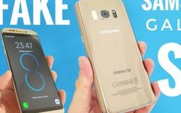 Tràn lan iPhone 7, Galaxy S8 rẻ hơn 6 lần chính hãng
