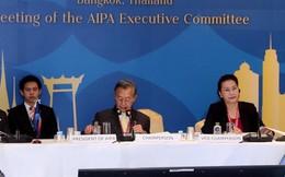 Chủ tịch Quốc hội Nguyễn Thị Kim Ngân dự phiên họp Ban Chấp hành AIPA 40