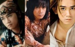 Điểm lại những bộ tóc dài của Minh Thuận