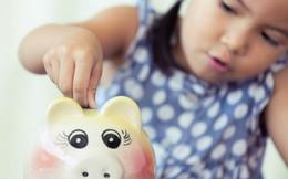 Dạy con kiếm tiền, chi tiêu theo từng độ tuổi