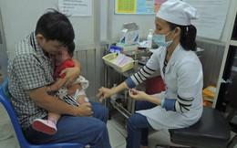 Trạm y tế phường tại TP.HCM: Chỉ có 6/114 trẻ tiêm vaccine ComBE Five