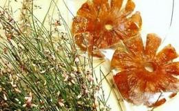 Tết ấm áp với mứt trái thơm hoa cúc vị chanh