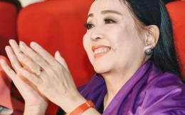 NSND Thu Hiền vẫn trẻ đẹp ngỡ ngàng ở tuổi 65