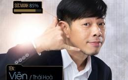 Kim Lý '90% đẹp trai', Thái Hòa '99% mê gái'