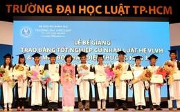 ĐH Luật TP.HCM sẽ tổ chức lễ tốt nghiệp tại trường