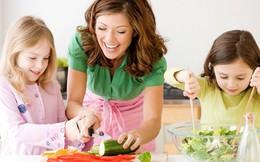10 khoảnh khắc quý giá cha mẹ hãy làm cùng con