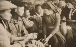 Phụ nữ trong chiến dịch Điện Biên Phủ qua ảnh