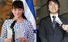 Công chúa Nhật Bản từ bỏ địa vị theo tiếng gọi tình yêu