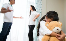 Con chứng kiến bạo hành gia đình: Hậu quả khôn lường