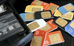 Bán SIM đã kích hoạt sẵn bị phạt đến 40 triệu đồng