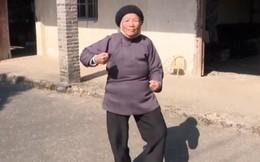 Cụ bà 94 tuổi giỏi võ kungfu