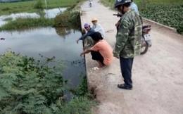 Cầu không có lan can khiến 2 mẹ con ngã xuống sông