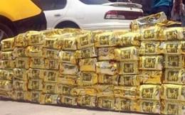 Triệt phá đường dây ma túy cực lớn, thu giữ lượng hàng trên 500 tỷ đồng