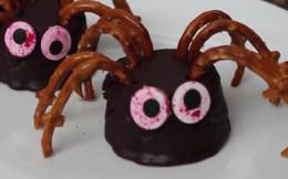 8 cách trang trí món ăn 'ghê rợn' đón lễ hội Halloween