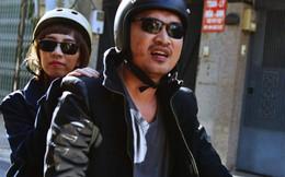 """Vợ chồng Thu Trang - Tiến Luật đồng loạt """"bỏ"""" hài diễn bi"""