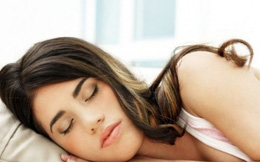 Đi vào giấc ngủ sâu chỉ sau 1 phút