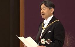 2.000 quan khách dự lễ đăng cơ của Nhật hoàng Naruhito