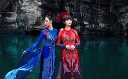 Mai Thu Huyền và chị phản pháo bộ ảnh phản cảm thiếu nữ bên hồ sen