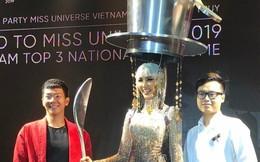 'Cafe phin sữa đá' sẽ cùng Hoàng Thùy sang Mỹ thi Hoa hậu Hoàn vũ
