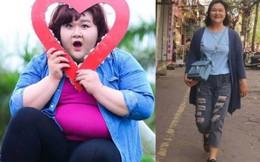 Hành trình giảm 10kg mỡ bụng của cô gái Bước nhảy ngàn cân