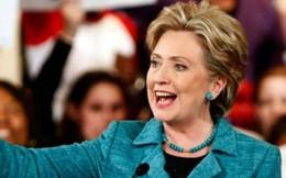 Nữ ứng viên Tổng thống đầu tiên của nước Mỹ