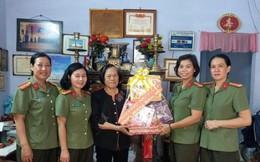 Phụ nữ Công an TPHCM với nhiều hoạt động từ thiện ý nghĩa