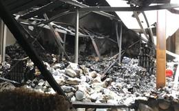 Vụ cháy kho hàng gần chợ Vinh: Thiệt hại hơn 6 tỉ đồng