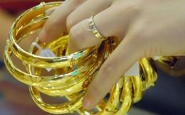 Giá vàng trong nước tăng mạnh 300.000đ/lượng