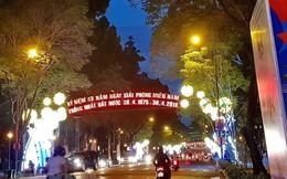 Hình ảnh Thành phố Hồ Chí Minh trong những ngày 'tháng Tư lịch sử'
