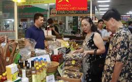 170 gian hàng tham gia hội chợ giới thiệu sản phẩm OCOP của Thủ đô