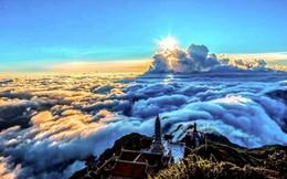 Sun World Fansipan Legend giảm 50% giá vé cáp treo, 'săn mây' mùa này tuyệt đỉnh