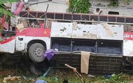 Danh tính các nạn nhân vụ xe khách lao xuống vực ở Cao Bằng khiến 4 người chết