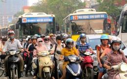 Chủ tịch Hà Nội muốn hạn chế xe cá nhân