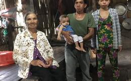 Mẹ già 82 tuổi tảo tần làm chỗ dựa cho con cháu