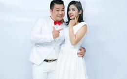 Việt Trinh, Lý Hùng hóa cô dâu chú rể ở Cặp đôi hài hước