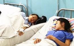 Nhiều công nhân may ở TPHCM tiếp tục nhập viện