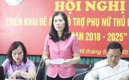 1.500 phụ nữ Thủ đô được hỗ trợ khởi nghiệp giai đoạn 2018 - 2025