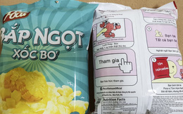 Phản hồi từ nhà sản xuất bim bim Poca: 'Không hướng đến đối tượng trẻ em'