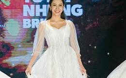 Hoa hậu Phan Thu Quyên làm cô dâu ở Hà Nội