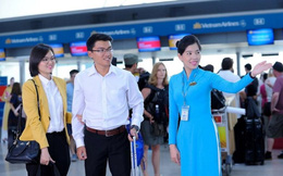 Vietnam Airlines công bố dịch vụ làm thủ tục hàng không nhanh chóng