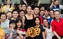 Á hậu Hoàng Thùy là diễn giả Hội nghị Liên kết Thanh niên Đông Nam Á
