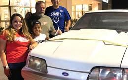Chiếc xe chồng bán để chữa ung thư cho vợ quay về với chủ sau 17 năm