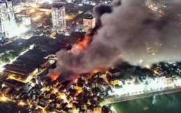 Người dân quanh khu vực cháy có thể khởi kiện Công ty Rạng Đông đòi bồi thường?