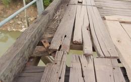 Nghệ An: Gần 1,5 tỷ đồng sửa chữa cầu treo Đò Rô