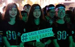 1 tiếng tắt điện hưởng ứng giờ trái đất tiết kiệm được hơn 900 triệu đồng