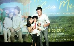 Sau scandal, Cát Phượng, Kiều Minh Tuấn cùng đóng phim 'Hạnh phúc của mẹ'