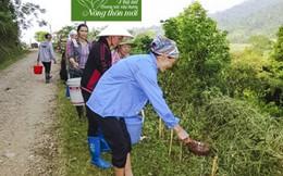 Bắc Kạn: Phụ nữ Kim Lư chung sức xây dựng 2 tiêu chí nông thôn mới
