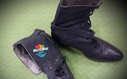 Mua liền đôi boots da thật cá tính