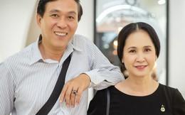'Mẹ chồng' Lan Hương rủ ông xã làm người mẫu thời trang